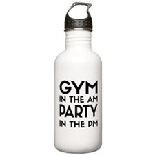 Gym In The AM Water Bottle