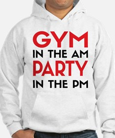 Gym In The AM Hoodie