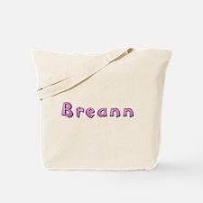 Breann Pink Giraffe Tote Bag