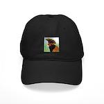Gold Brabanter Black Cap