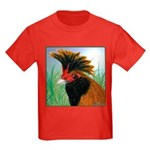 Gold Brabanter Kids Dark T-Shirt