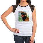 Gold Brabanter Women's Cap Sleeve T-Shirt