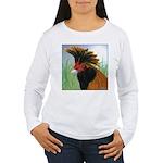 Gold Brabanter Women's Long Sleeve T-Shirt