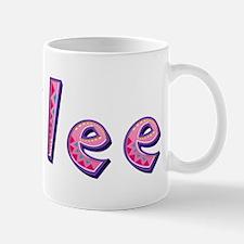 Bailee Pink Giraffe Mugs
