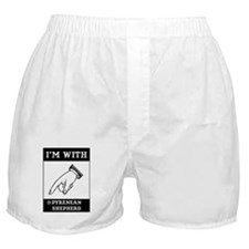 With the Pyrenean Boxer Shorts