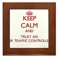 Keep Calm and Trust an Air Traffic Controller Fram