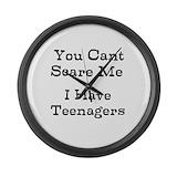 Teenagers Giant Clocks