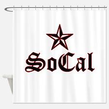 socal_005.psd Shower Curtain