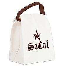 socal_005.psd Canvas Lunch Bag