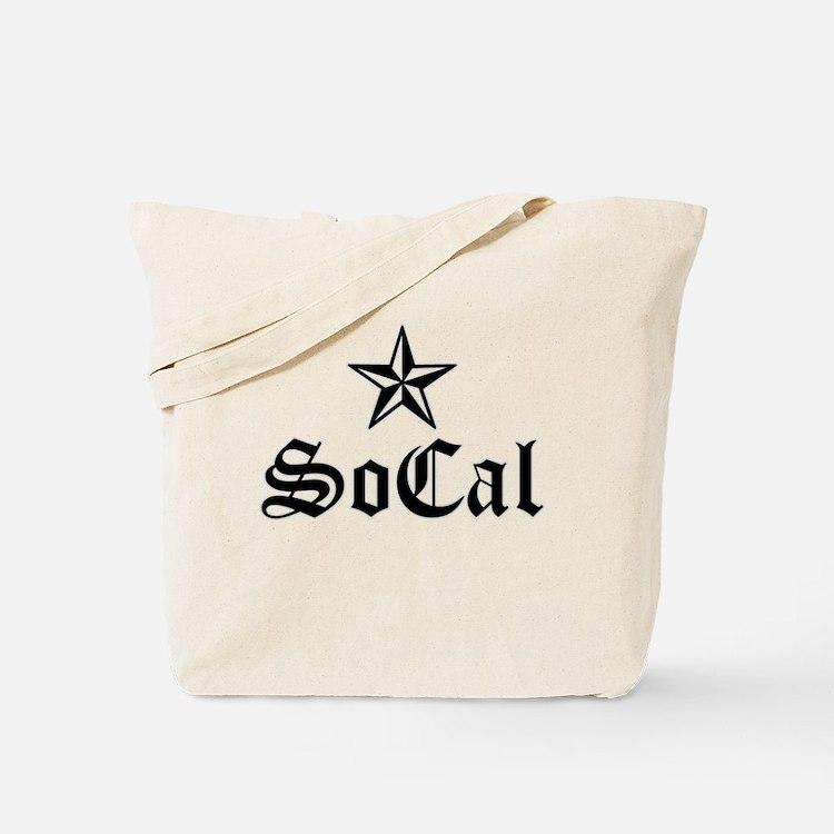 Cute So cal Tote Bag