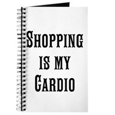 Shopping is my Cardio Journal