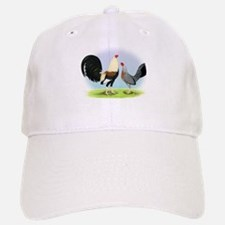 Grey Gamefowl Cap