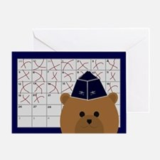 Countdown Air Force Officer Greeting Card