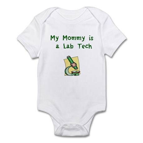 My Mommy is a Lab Tech Infant Bodysuit