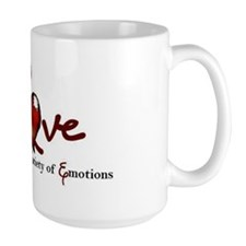 lasting over a variety of emotion love  Ceramic Mugs