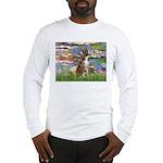 Lilies & Brindle Boxer Long Sleeve T-Shirt