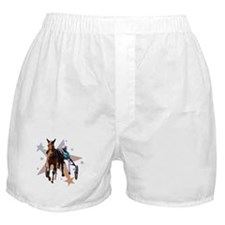 Harness Star Boxer Shorts
