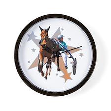Harness Star Wall Clock