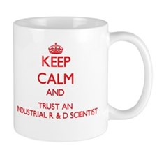 Keep Calm and Trust an Industrial R & D Scientist
