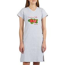 Strawberry Fields Forever Women's Nightshirt