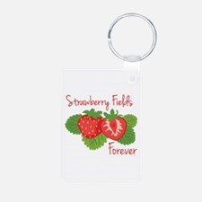 Strawberry Fields Forever Keychains