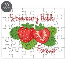 Strawberry Fields Forever Puzzle