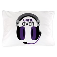 Game Over Pillow Case