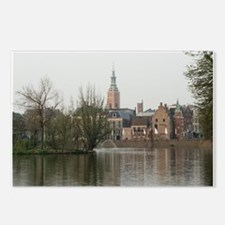Den Haag (5) Postcards (Package of 8)