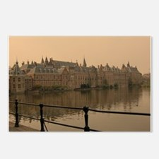 den haag bridge Postcards (Package of 8)