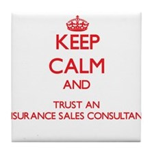 Keep Calm and Trust an Insurance Sales Consultant