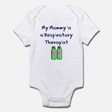 My Mommy Is A Respiratory The Infant Bodysuit
