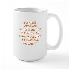 agree Mugs