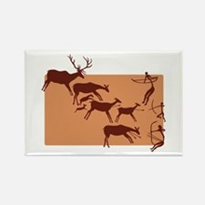 Cave Painting Magnets