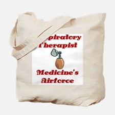 RT Medicine's Airforce Tote Bag
