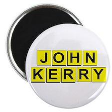 "John Kerry Waffles 2.25"" Magnets (10 pack)"