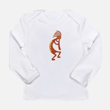 Kokopelli Native American Symbol Long Sleeve T-Shi