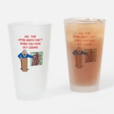 MEDSCHOOL Drinking Glass