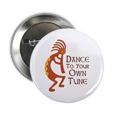 "DANCE TO YOUR OWN TUNE 2.25"" Button"