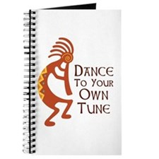 DANCE TO YOUR OWN TUNE Journal