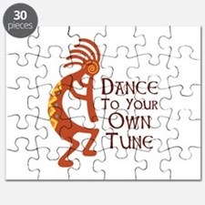 DANCE TO YOUR OWN TUNE Puzzle