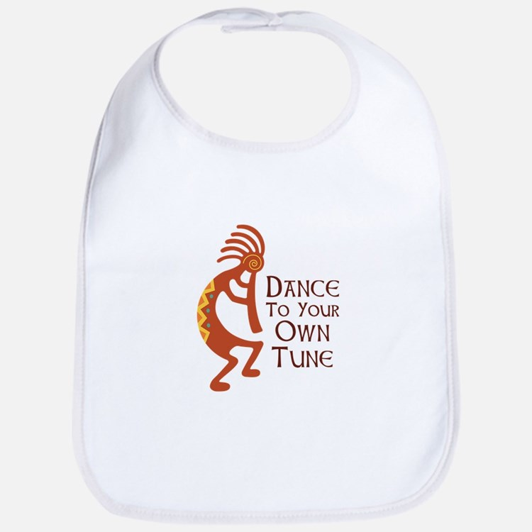 DANCE TO YOUR OWN TUNE Bib