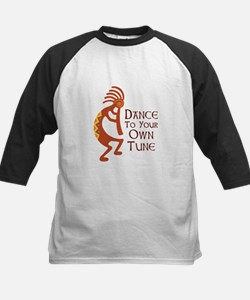 DANCE TO YOUR OWN TUNE Baseball Jersey