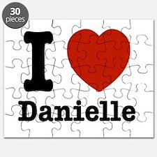I love Danielle Puzzle