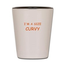 CURVY Shot Glass