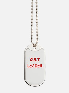 cult Dog Tags