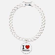 I love Delilah Bracelet