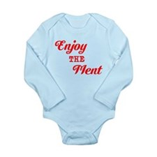 Enjoy The Ment Body Suit