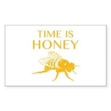 Time Is Honey Decal