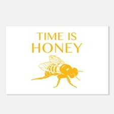 Time Is Honey Postcards (Package of 8)