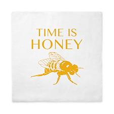 Time Is Honey Queen Duvet